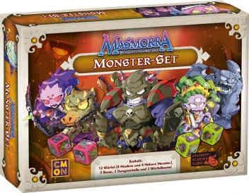Masmorra - Monster-Set Erweiterung dt.