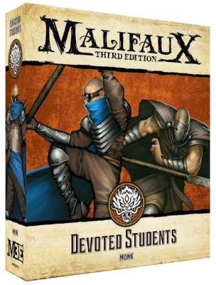Malifaux (M3E): Devoted Students