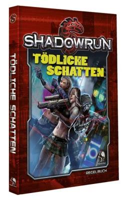Shadowrun 5: Tödliche Schatten (Hardcover)