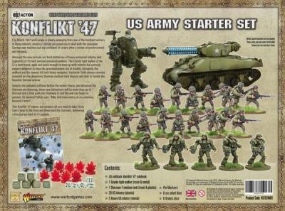 Konflikt`47 US Starter Set