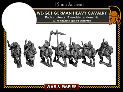 German Heavy cavalry