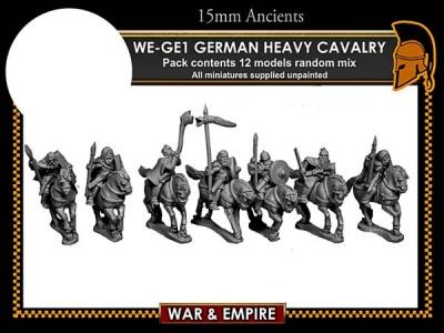 German Heavy cavalry