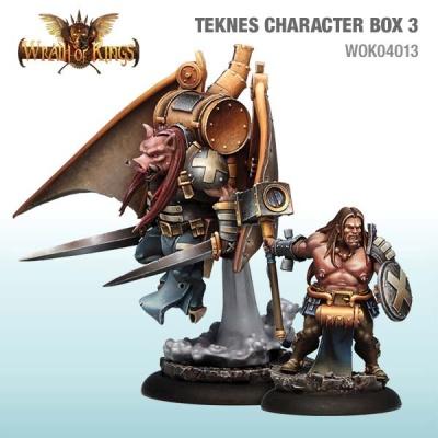 Teknes - Character Box 3
