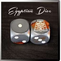 Egyptian Dice (2)
