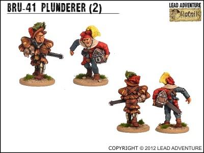 Plunderer (2)
