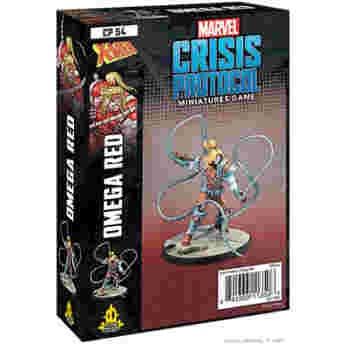 Marvel Crisis Protocol: Omega Red - EN