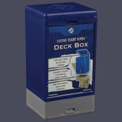 Deck Boxes: Blue