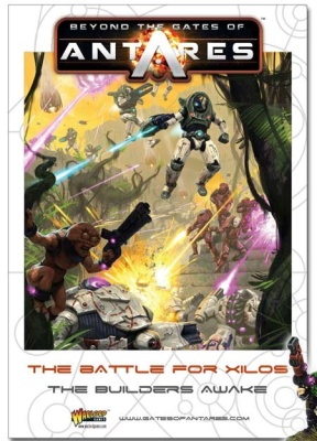 The Battle for Xilos - Antares Supplement