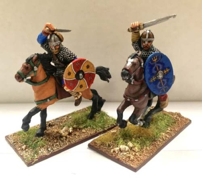 Briton Companions MOUNTED (2)