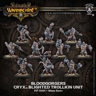 Cryx Bloodgorgers