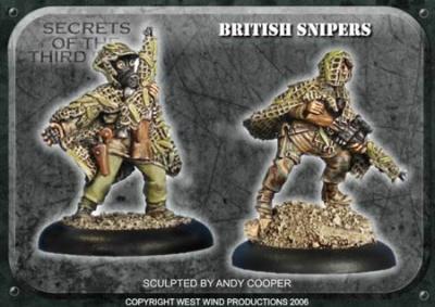 British Sniper Team (2)