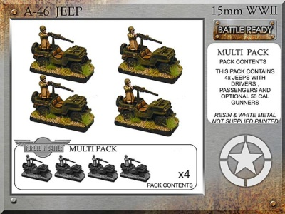 Jeeps & 50cal mg (4)