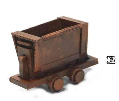 Mine Carts (2)