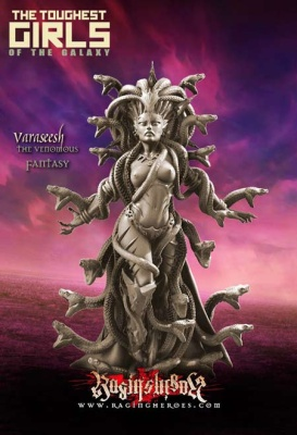 Varaseesh, The Venomous (LE - Fantasy)