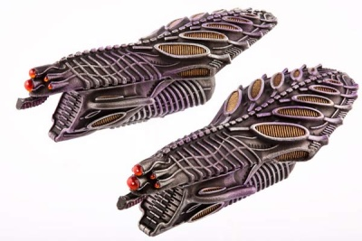 Scourge: Intruder Alpha Light Dropships (2)