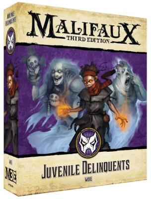 Malifaux (M3E): Juvenile Deliquence