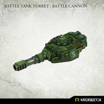 Tank Turret : Battle Cannon