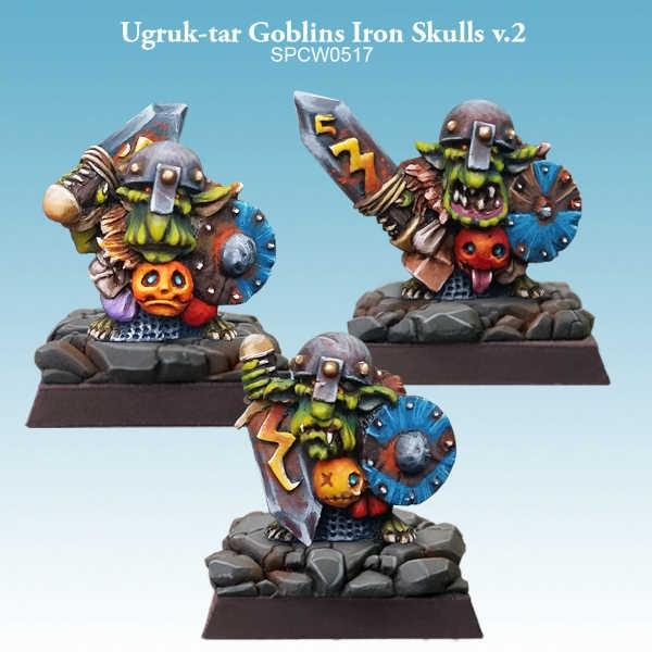Ugruk-tar Goblins Iron Skulls v.2