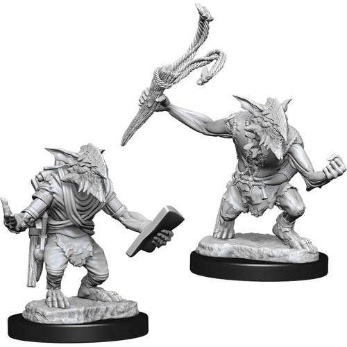 Goblin Guide & Goblin Bushwhacker