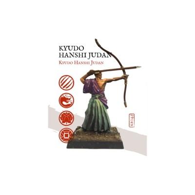 Kyudo Hanshi Judan