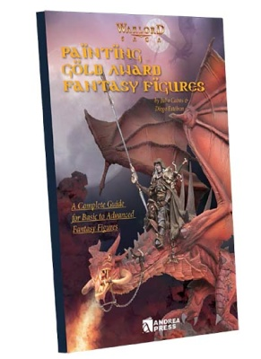 Painting Gold Award Fantasy Figure (English)