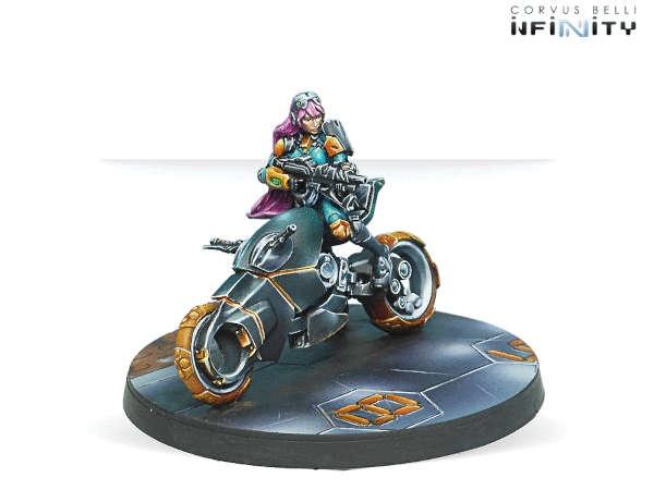 Motorized Bounty Hunters (Boarding Shotgun) (NA)