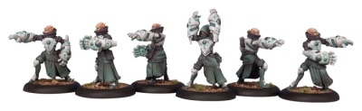 Retribution House Shyeel Battle Mages Unit (6 Models)