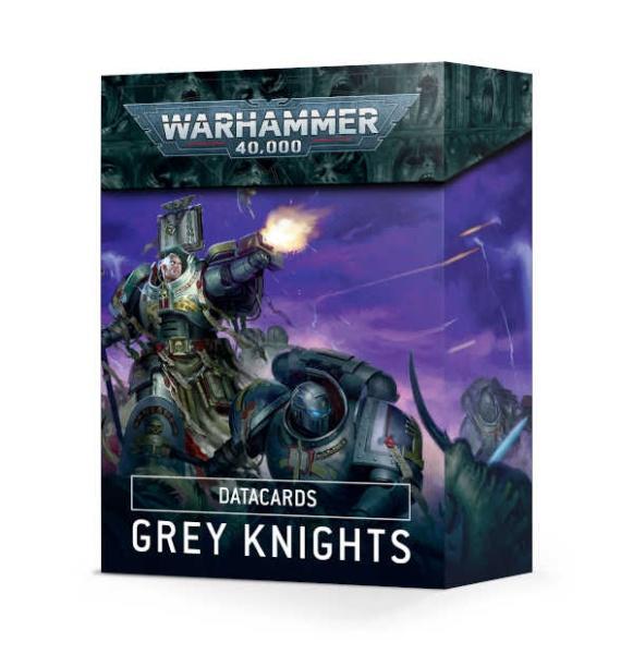 Data Cards: Grey Knights