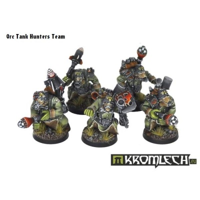 Orc Tank Hunters Team (5)