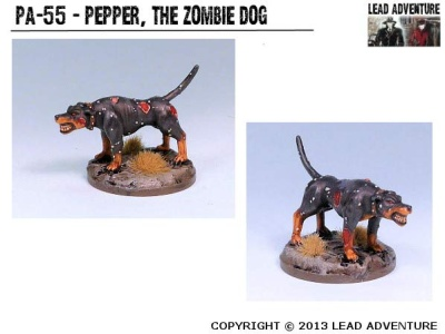 Pepper, the Zombie Dog (1)