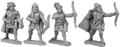 Thracian Archers (random 8 of 4 designs)
