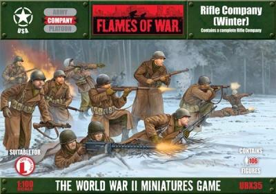 US Rifle Company (Winter)