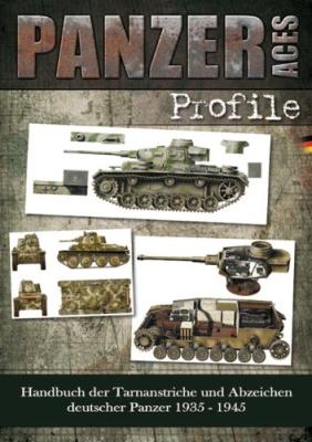 Tarnanstriche und Erkennungszeichen der dt Panzer 1935-45