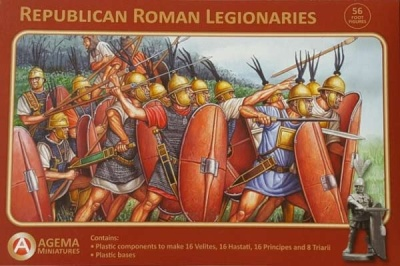 Republican Roman Velites Box Set (16)