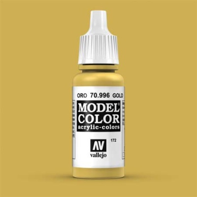 Model Color 172 Gold (Gold) (996)