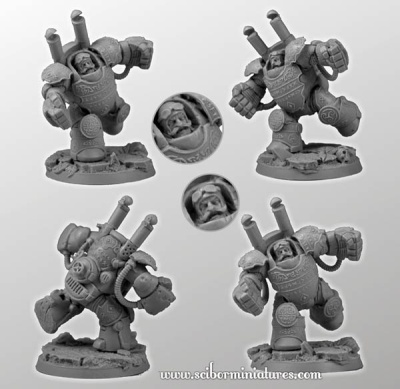 Dwarf Player Heavy Steam Armour (1)