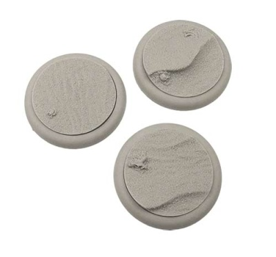 Desert Bases, WRound 50mm (1)