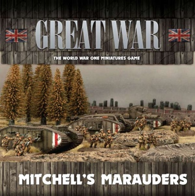 Mitchell's Mauraders British Army Deal