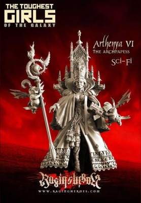 Arthenya VI, The Archpapess (Sisters - SF)