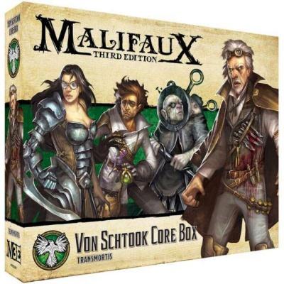 Malifaux (M3E): Von Schtook Core Box
