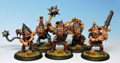 Bugbears set (5)