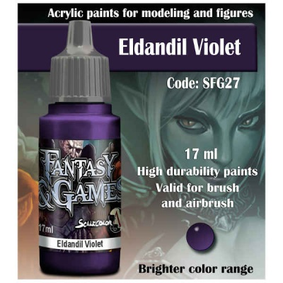 Scalecolor Fantasy 27 Eldandil Violet (17ml)