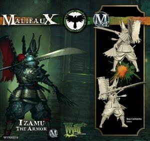 Izamu The Armor (1)