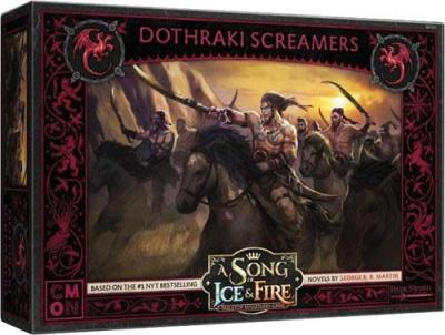 A Song Of Ice And Fire - Targaryen Dothraki Screamers EN