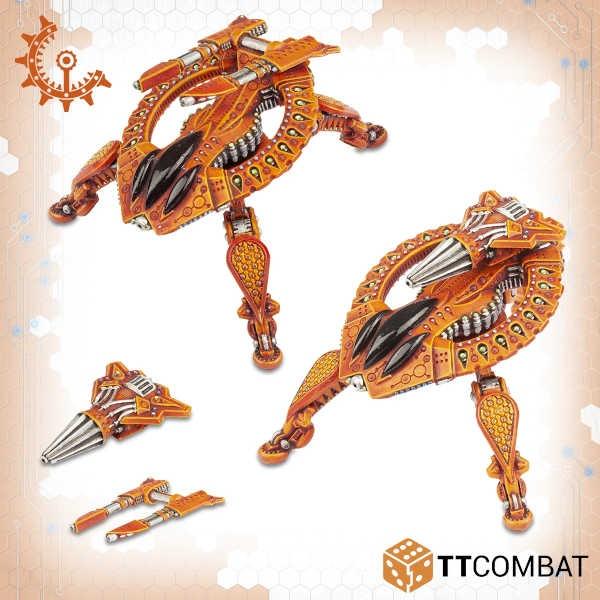 Tarantula Battlewalkers