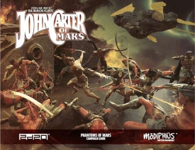John Carter of Mars: Phantoms of Mars