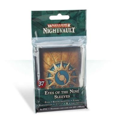 WHU: Augen der Neun-Kartenhüllen