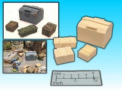 Kisten und Containerset
