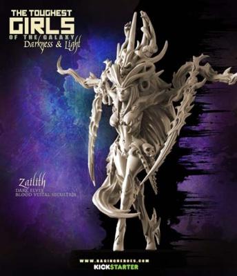 Zailith, Blood Vestal Secultrix (VE - F/SF)