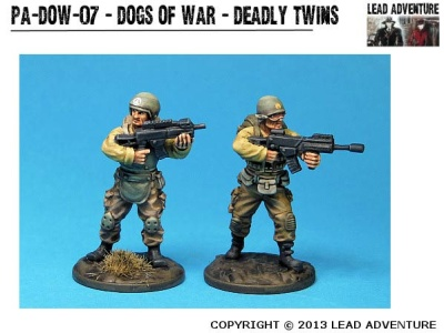 Dogs of War - Deadly Twins (2)